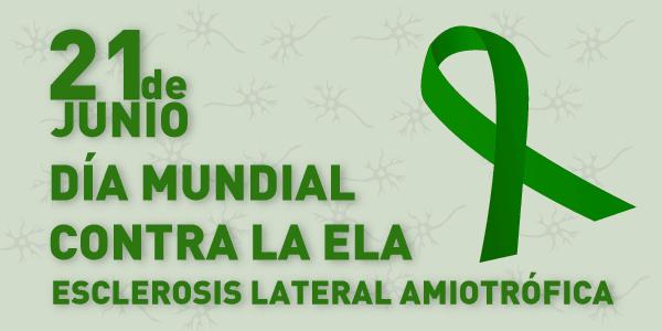 Día mundial contra la ELA