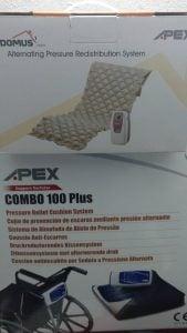 Cojín de prevención de escaras mediante presión alternante